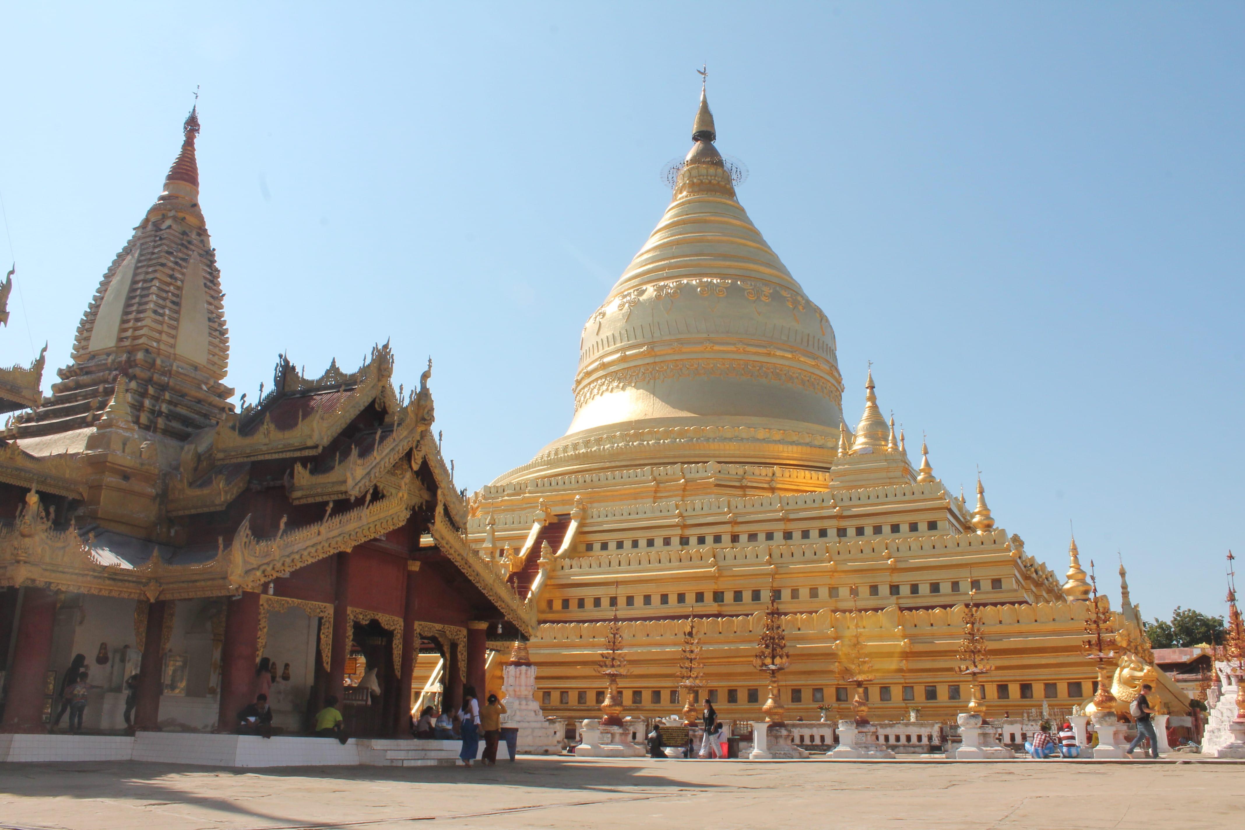 MON VOYAGE AU MYANMAR